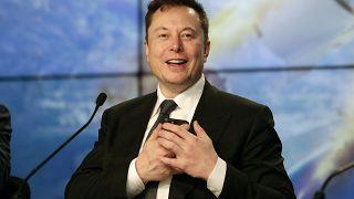 SpaceX ve Tesla şirketlerinin kurucusu Elon Musk