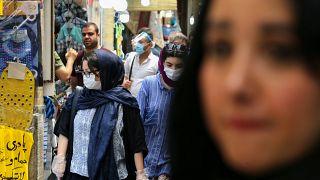 أحد أسواق طهران