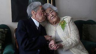 مسنترین زوج جهان