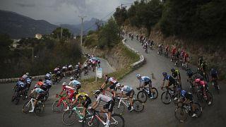 Ziel und Start der ersten Etappe sind in Nizza, das zu Frankreichs roter Corona-Zone gehört.