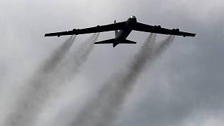 Αμερικανικό βομβαρδιστικό Β52