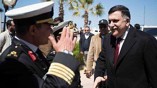 رئيس حكومة الوفاق فايز السراج