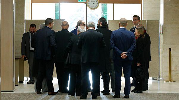 وفد المباحثات حول الدستور السوري في جنيف