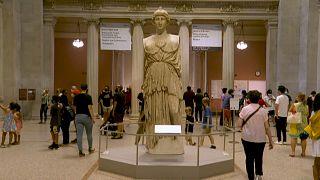 Metroplitan Museum of Art, New York.