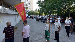Черногория выбирает парламент