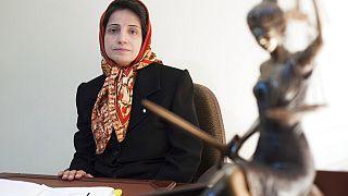 Nasrin Sotoudeh 2008