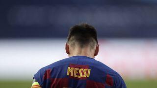 بعض التقارير تحدثت عن إبلاغ ميسي إدارة برشلونة رغبته في الرحيل...