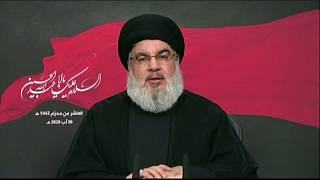 Nasrallah 'open' to French proposal for new Lebanon pact
