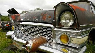 O Chaika foi um dos carros de topo da URSS