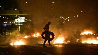 Malmö'de şiddet olayları