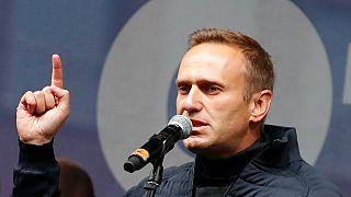 Alexey Navalny in una foto d'archivio