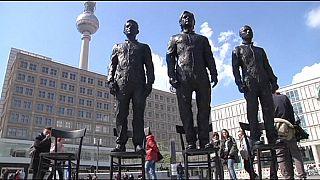 """Berlin: """"Angriff auf Demokratie"""" - Politiker geben sich bestürzt"""