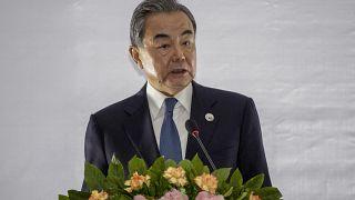وزير خارجية الصين وانغ يي