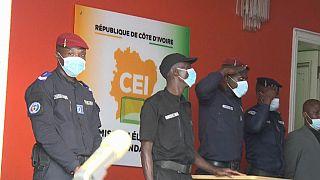 Dernier jour pour les candidatures présidentielles en Côte d'Ivoire