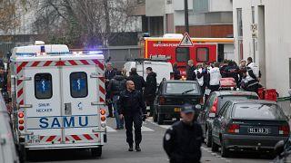 Archive - attaque de Charlie Hebdo le 7 janvier 2015