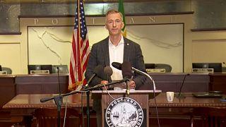 Ted Wheeler, Portland Belediye Başkanı