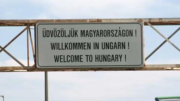 Comissão Europeia critica Hungria por encerrar fronteiras