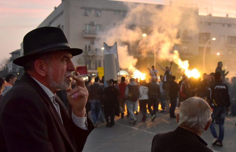 AP Photo/Risto Bozovic