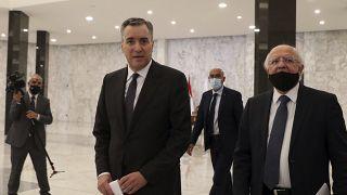 Mustapha Adib, Premier ministre désigné du Liban.