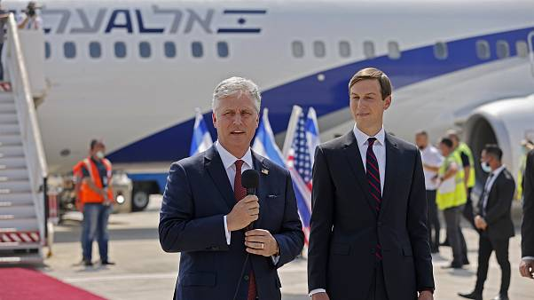 السعودية نيوز        كوشنر يقول إن السعودية سمحت بعبور الطائرة الاسرائيلية لأجوائها