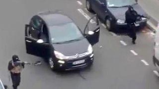 حمله تروریستی برادران کواشی به دفتر مجله شارلی ابدو در پاریس