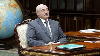 Cumhurbaşkanı Aleksandr Lukaşenko