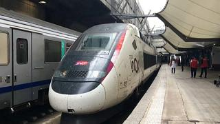 علق مئات المسافرين على متن قطار فائق السرعة في فرنسا بسبب عطل فني ليلة الأحد الاثنين 30-31 أغسطس 2020