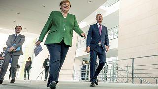 "Angela Merkel e Jens Stoltenberg: i peggiori ""nemici"" di Putin sul caso-Navalny."