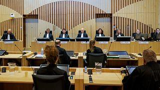 Hollanda'daki mahkeme