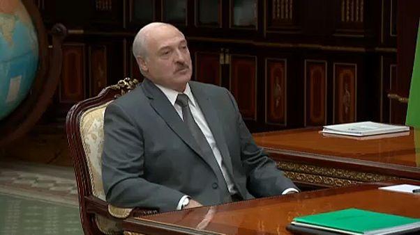 Lukaschenko kündigt Reformen an - Baltenstaaten verhängen Sanktionen