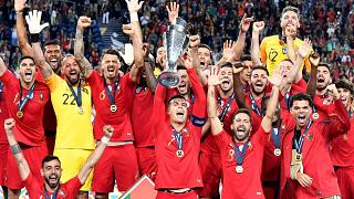 Portugal won the first UEFA Nations League in 2019