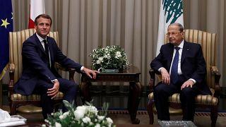Libanon: Macron will unterstützen und fordert unverzichtbare Reformen