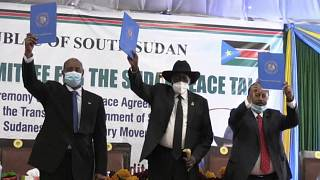 Sudan's transitional authorities and rebel alliance sign peace deal