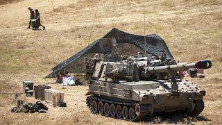 İsrail askeri birlikleri