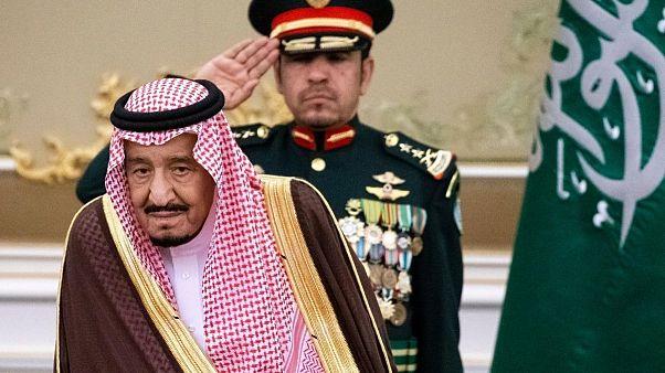 پادشاه عربستان سعودی