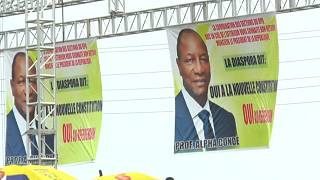 Guinea's Conde to run for 3rd term