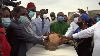 Sénégal : Le rappeur Akon dévoile son projet de ville ultra futuriste