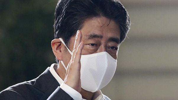 Japonya'nın istifa eden Başbakanı Şinzo Abe
