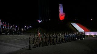 Polen gedenkt des deutschen Überfalls vor 81 Jahren