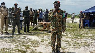 توقيغ اتفاقية سلام في السودان