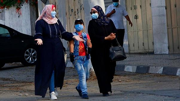 شیوع ویروس جدید کرونا در نوار غزه