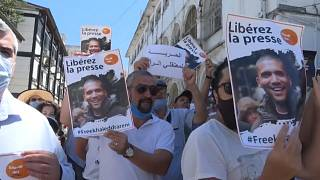 Algeria: New protest for the release of journalist Khaled Drareni