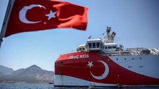 کشتی اروج رئیس ترکیه