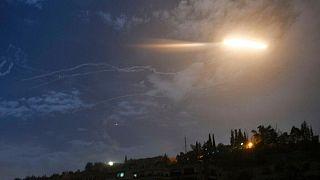 حمله هوایی به سوریه (عکس از آرشیو)