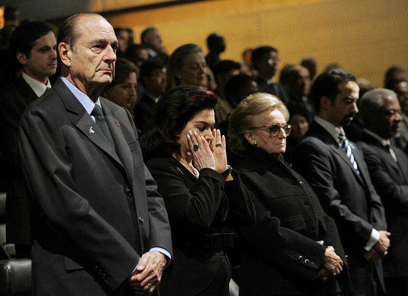 CHRISTOPHE ENA/AP Photo