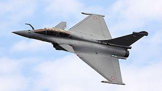 Dassault Rafal savaş jeti