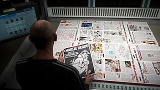 Fransız mizah dergisi Charlie Hebdo