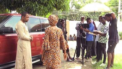 Coronavirus fuels Nigeria's Kannywood' industry