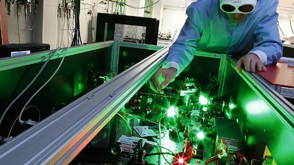 Cuando esté terminado, el láser podría ser el más potente del mundo.