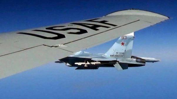 U.S. B-52 bomber